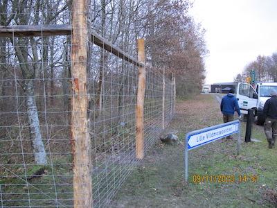 Hjortehegn, vildmosecenter